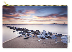 Carry-all Pouch featuring the photograph Alakazam by Edward Kreis