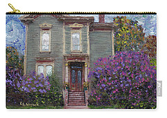 Alameda 1888 - Italianate Carry-all Pouch