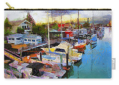 Alameda Life On The Estuary 2 Carry-all Pouch