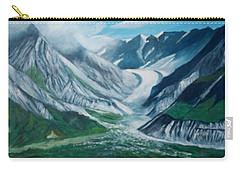 Alaska Glacier Bay Park Carry-all Pouch
