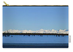 Alaska Highway Panorama Carry-all Pouch