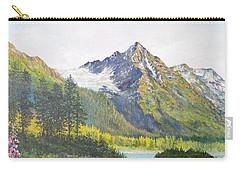 Alaska Carry-all Pouch by Lou Ann Bagnall