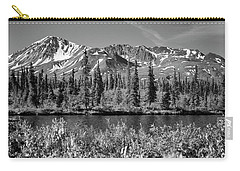 Alaska Mountains Carry-all Pouch