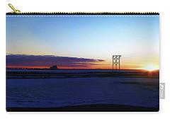 Alaskan Sunrise Carry-all Pouch