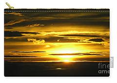 Alaskan Sunset Carry-all Pouch