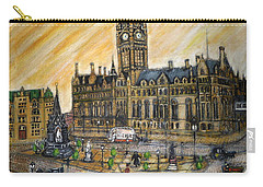 Albert Square Manchester 1900 Carry-all Pouch