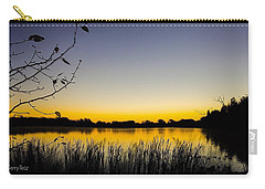 Alberta Sunrise Carry-all Pouch