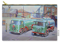 Albion Sugar Fodens At Rochester Carry-all Pouch by Mike Jeffries