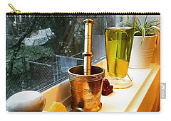Alchemy And Oils Carry-all Pouch