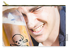 Carry-all Pouch featuring the photograph Yo Ho Ho And A Bottle Of Rum by Jorgo Photography - Wall Art Gallery