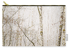 Alders In The Fog Carry-all Pouch