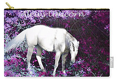 Alea's Unicorn  Carry-all Pouch