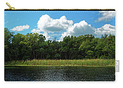 Alexander Creek Carry-all Pouch by Paul Mashburn