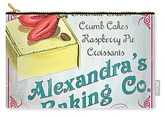 Alexandra's Baking Company Carry-all Pouch