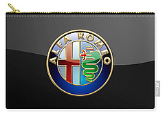 Designs Similar to Alfa Romeo - 3 D Badge on Black