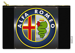 Alfa Romeo Logo Carry-all Pouch