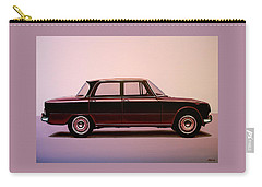 Alfa Romeo Giulia Super 1967 Painting Carry-all Pouch