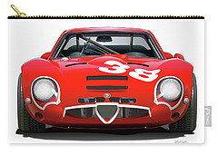 Alfa Romeo Giulia Tz2 Carry-all Pouch
