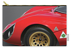 Alfa Romeo Stradale Detail Carry-all Pouch