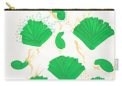 Algae Blooms Carry-all Pouch