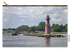 Algoma Pierhead Light Carry-all Pouch