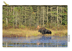 Algonquin Bull Moose Carry-all Pouch
