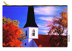 Algonquin Rd Church St Johns United  Carry-all Pouch