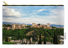 Alhambra In The Evening Carry-all Pouch