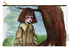 Alice Pleasance Liddel Carry-all Pouch