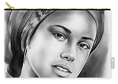 Alicia Keys 2 Carry-all Pouch