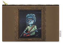 Alien Jerry Garcia Carry-all Pouch