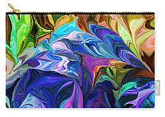 Alien Jungle Flora Carry-all Pouch