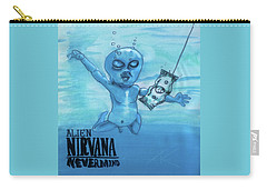 Alien Nevermind Carry-all Pouch