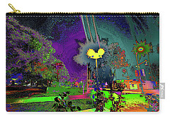 Alien Station 1031 To The Sun Carry-all Pouch