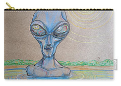 Alien Submerged Carry-all Pouch
