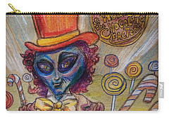 Alien Wonka And The Chocolate Factory Carry-all Pouch