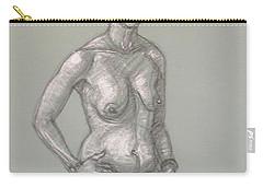 Alizabeth Kneeling Carry-all Pouch