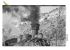 Carry-all Pouch featuring the photograph All Aboard by Colleen Coccia