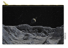 All Alone Carry-all Pouch by David Robinson