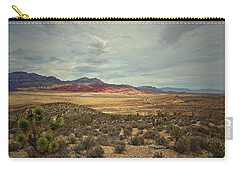 Carry-all Pouch featuring the photograph All Day by Mark Ross