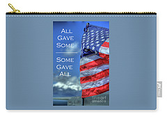 All Gave Some / Some Gave All Carry-all Pouch