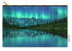 Carry-all Pouch featuring the photograph All In My Mind by Jon Glaser