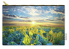 All Joined As One Carry-all Pouch by Phil Koch