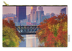 All Pittsburgh Pink  Carry-all Pouch