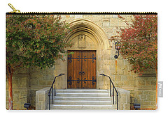 All Saints Church, Pasadena, California Carry-all Pouch
