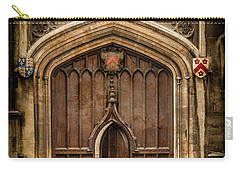 Oxford, England - All Souls Gate Carry-all Pouch
