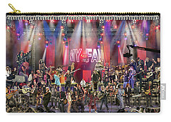 Carry-all Pouch featuring the photograph All Star Jam by Don Olea