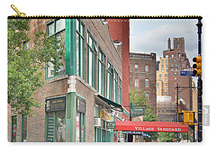 All That Jazz - Greenwich Village Vangaurd  Carry-all Pouch