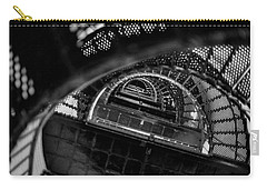 Carry-all Pouch featuring the photograph All The Way To The Top by T Brian Jones