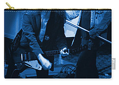 Allen Collins And Ronnie Van Zant Same Old Winterland Blues Carry-all Pouch